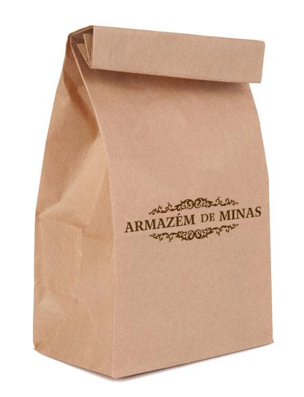 saco de papel armazem de minas